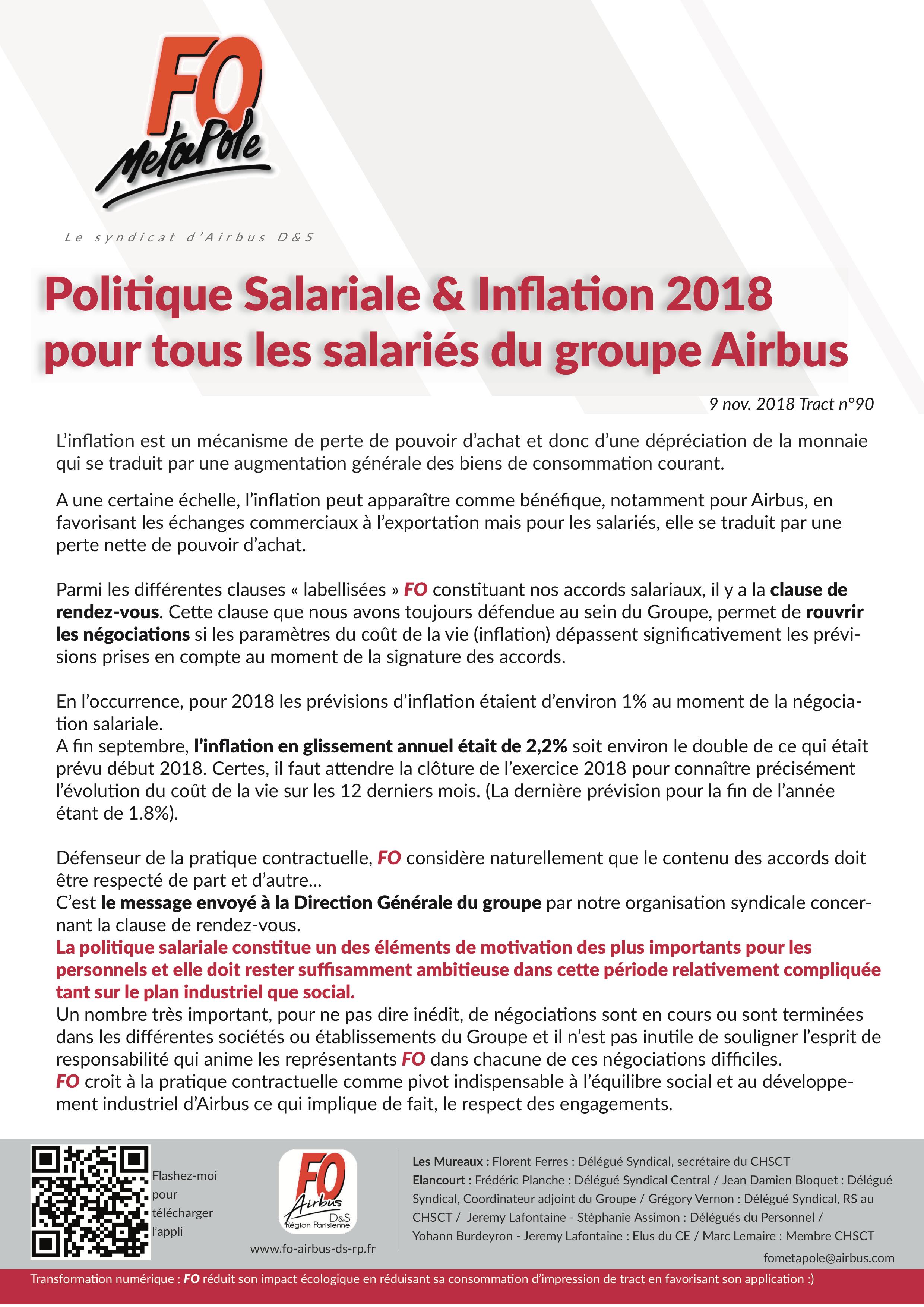 FO vous explique la clause de rendez-vous Airbus DS